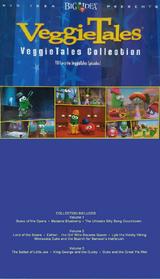 VeggieTales Collection 1 (Volumes 1-3)
