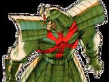 Silver Samurai (M.U.G.E.N Trilogy)