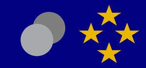 Lune flag