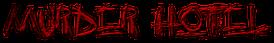 Murder Hotel logo