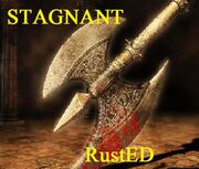 Stagnant-RustED