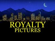 Royalty Pictures 1993-2014 Logo
