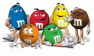 The m&m's