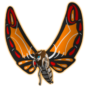 Mothra animated by danepavitt ddbr4hz-pre