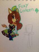 Foxy colleen