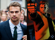 Theo James as Scott Summers