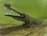 Gryposuchus croizati by vasix-d473z7j