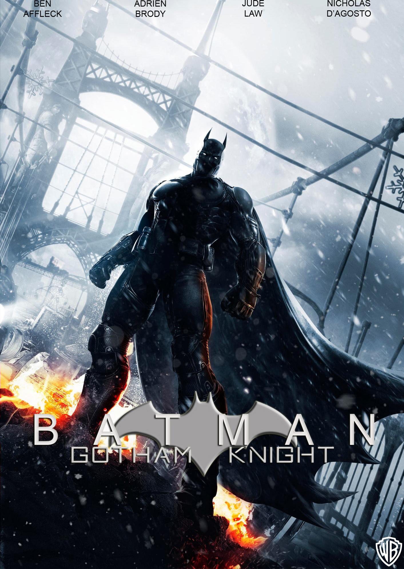 Batman: Gotham Knight ... Adrien Brody Movies List