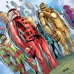 Celestials (Race) from Uncanny X-Men Vol 2 3 001 (1)