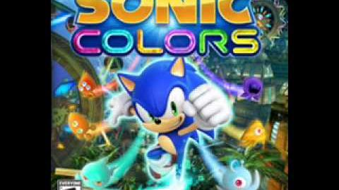 Sonic Colors OST - Cyan Laser