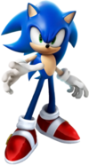 Sonic the Hedgehog (CGW)