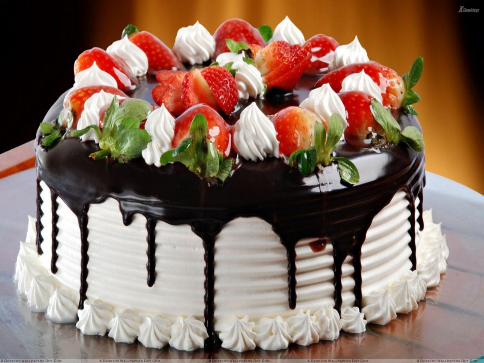 Image Chocolate birth day cakejpg Fanon Wiki FANDOM powered