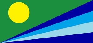 Pokitaru flag
