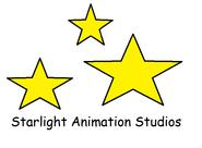 Starlight Animation Studios logo