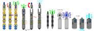 Costom sonic screwdriver15 by elkaddalek-d64q3w0