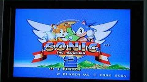 Sonic the hedgehog 2-oil ocean OCremix