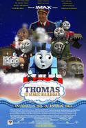 Thomas and the Magic Railroad 2019 IMAX Poster US