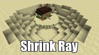 Shrink Ray in Minecraft 1.13