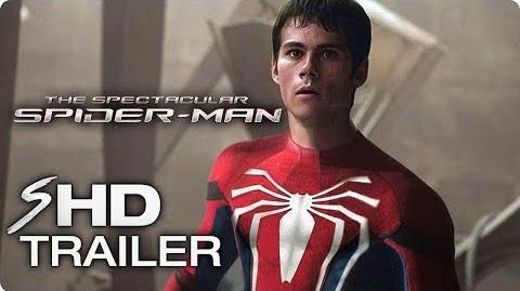THE SPECTACULAR SPIDER-MAN (2019) Teaser Trailer 1 - Dylan O'Brien Marvel Sony Concept