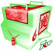 7up Wagon Star