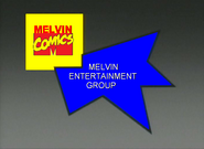 Melvin Entertainment Group 1992-1997 Logo