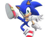 Sonic (M.U.G.E.N Trilogy)