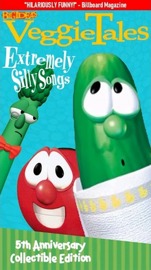 Extremely silly songs vhs