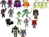 Forevers (Beast Wars: Transformers: E.N.D.A.N.G.E.R.E.D. Characters)