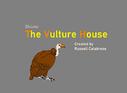 The Vulture House Title Card
