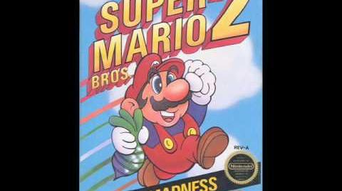 Super Mario Bros. 2 - Underworld (Remix)