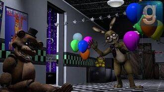 Gmod FNAF The Birthday Party