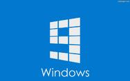 Windows 9 Wide