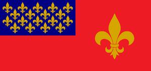 Clovia flag