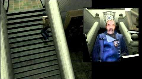 Fahrenheit Playthrough Part 4 Police Station