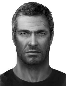Sam Fisher concept art