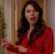 Jane Leeves in Desprate Housewives