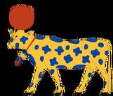Hathor cow