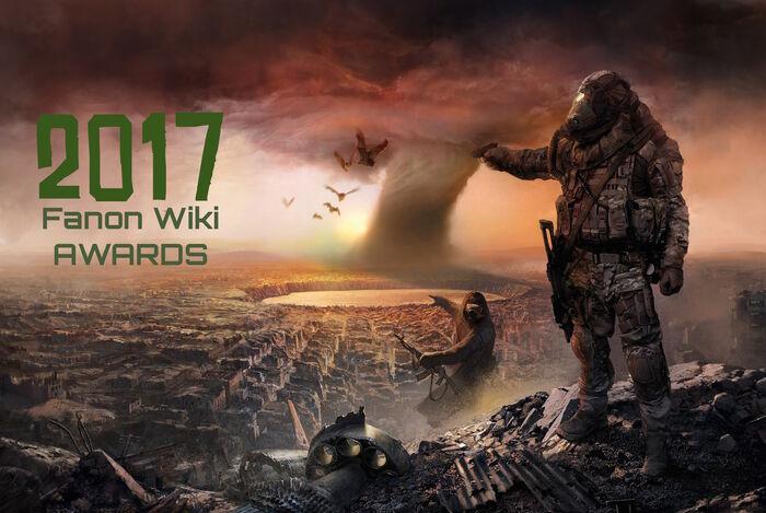 2017 Fanon Wiki Awards