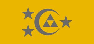 Sasanid flag