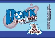 Bonk texture blue