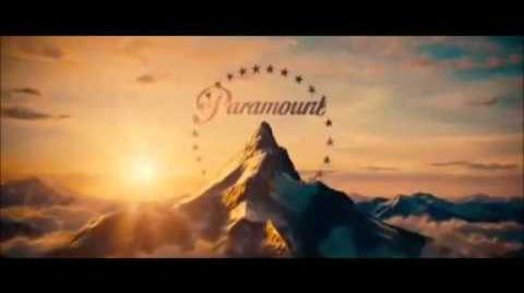 Paramount Pictures Logo (2013) - OFFICIAL LOGO