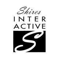 Shires Interactive 1995-2005 Logo