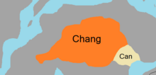 Chang-Can schism close up