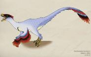 086 ornitholestes hermanni by green mamba-d5kbyo9