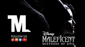 Maleficent Mistress of Evil - Teaser Trailer Song (Audiomachine ft
