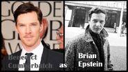 Benedict cumberbatch brian epstein