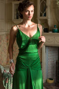 Keira Knightley as Jacqueline Willows