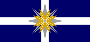 Morning Star Knights flag
