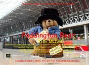 Paddington Bear The Movie (1989) Poster