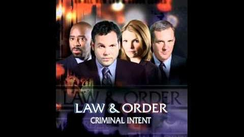 Law and Order- Criminal Intent (Theme)